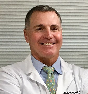 St. Louis oral surgeon Stewart E. Moreland DMD
